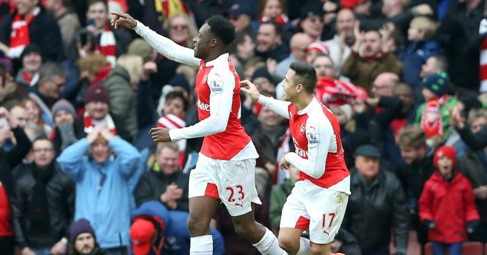 Danny Welbeck: Almost did not play, admitted Arsene Wenger