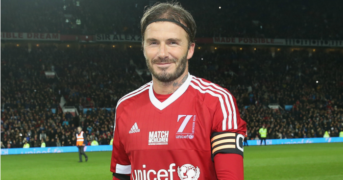 David Beckham: Eyeing MLS franchise