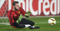 David de Gea: Manchester United goalkeeper will miss Shrewsbury game