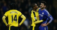 Diego Costa: Striker unhappy with Watford attention