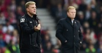 Eddie Howe: Locks horns with Eddie Howe on Tuesday