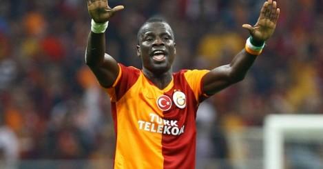 Emmanuel Eboue: Facing a year ban from football