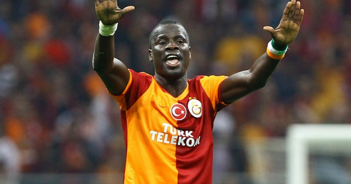 Emmanuel Eboue: Facing a year ban from football
