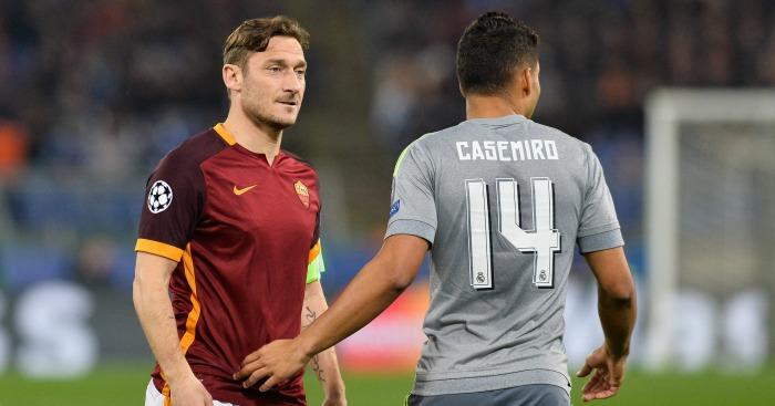 Francesco Totti: Sent home by Roma