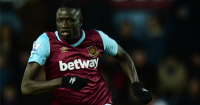 Cheikhou Kouyate: Can play for West Ham against Sunderland
