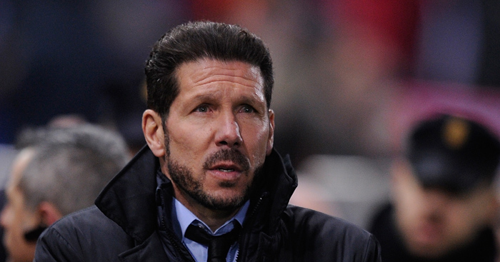 Diego Simeone: Watched Atletico grind out draw