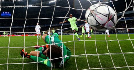 Manchester City: Performance pleased Pellegrini