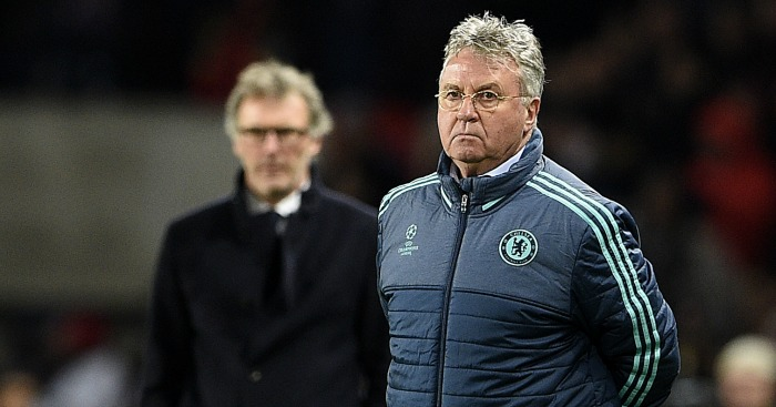 Guus Hiddink: Says Chelsea need investment