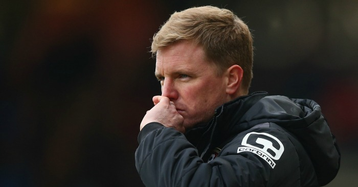 Eddie Howe: Ruling out Everton appointment