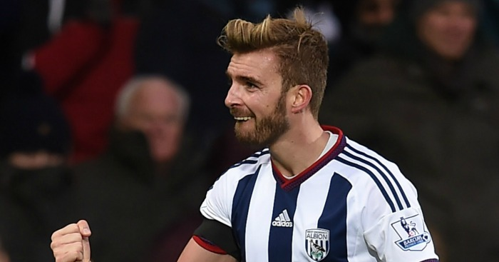 James Morrison: West Brom midfielder out of Norwich City game
