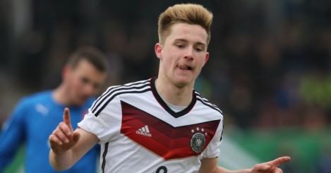 Johannes Eggestein: Linked with Man United switch