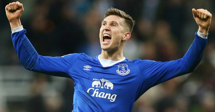 John Stones: Defender completed move to Man City