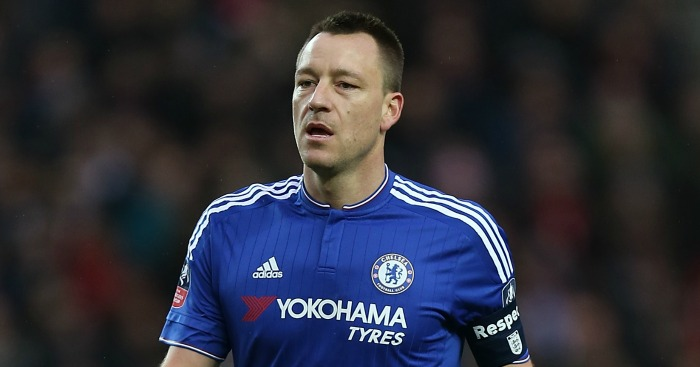 John Terry: Set for a 'new role'