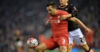 Jose Enrique: Ends five years at Liverpool