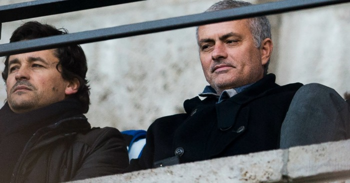 Jose Mourinho: Everton approach