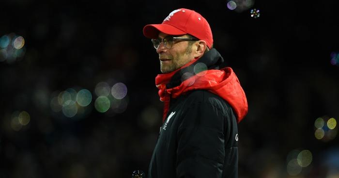 "Jurgen Klopp: Claims Liverpool job is ""intense"""