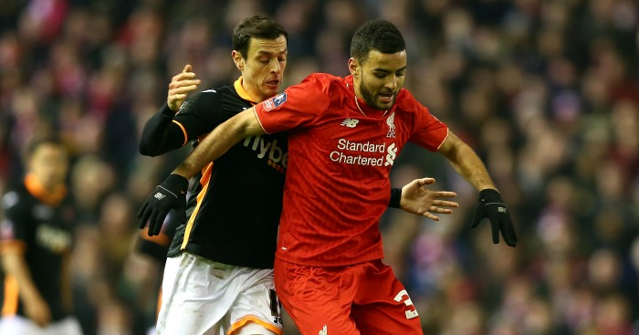 Kevin Stewart: Signed new contract at Anfield