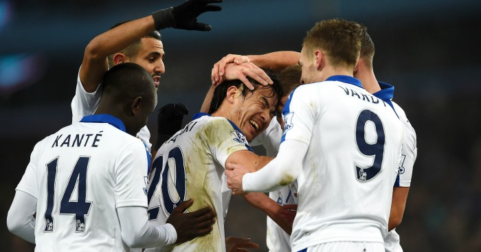 Leicester City: Five points clear at the top