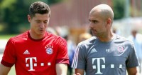 Robert Lewandowski: Could follow Pep Guardiola to City