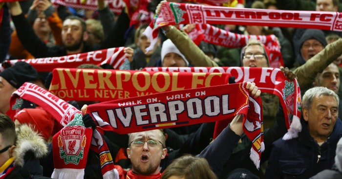 Liverpool fans: Unhappy at hike in ticket prices