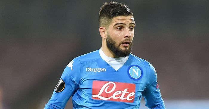 Lorenzo Insigne: Linked with Arsenal
