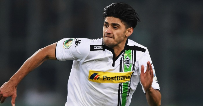 Mahmoud Dahoud: Linked with fresh Liverpool move