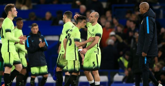 Manchester City: Manuel Pellegrini criticised for fielding weakened team