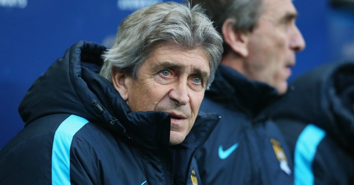 Manuel Pellegrini: Manager expected to ring the changes