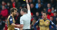 Mathieu Flamini: Should have been sent off, say Ref Review panel