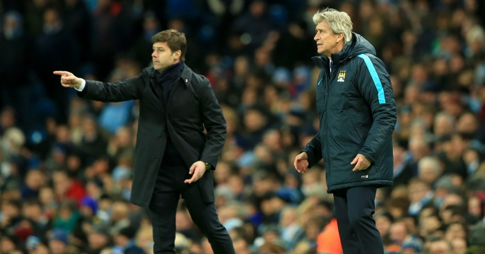 Mauricio Pochettino: Got the better of Manuel Pellegrini