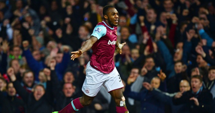 Michail Antonio: Extends stay in West London