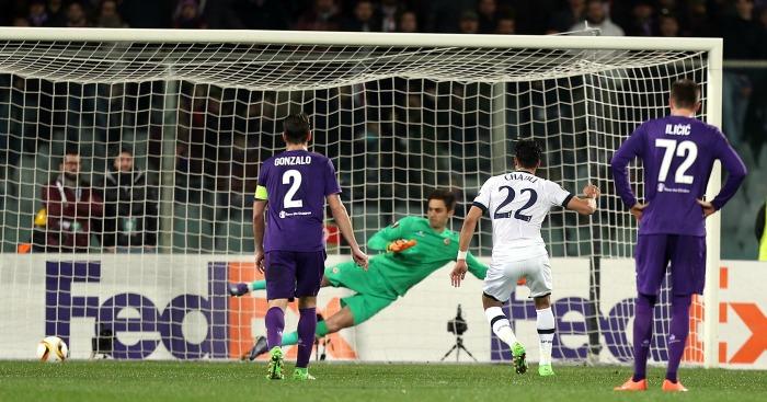 Nacer Chadli: Scored sixth goal of the season for Spurs