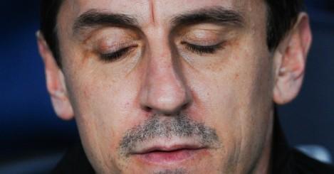 Gary Neville: Saw Valencia hammered 7-0