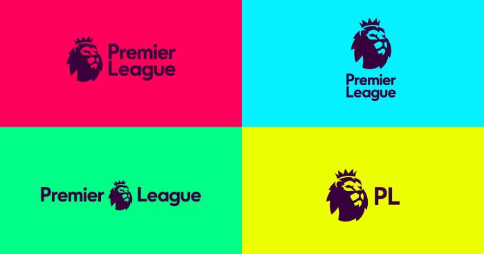 The Premier League's new logo