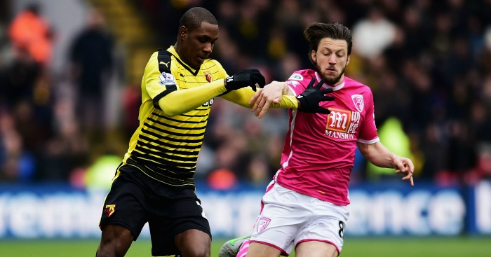 Odion Ighalo: Unable to convert chances for the Hornets