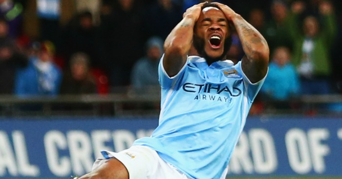Raheem Sterling: Facing a bleak future at City?