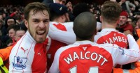 Arsenal: Left it late to beat Leicester