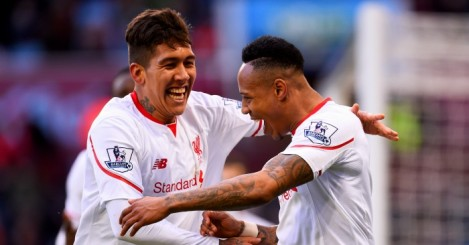 Roberto Firmino: Forward has six goals for Liverpool this term
