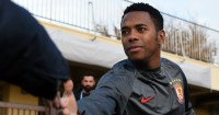 Robinho: Reportedly offered to Leicester City and Swansea City