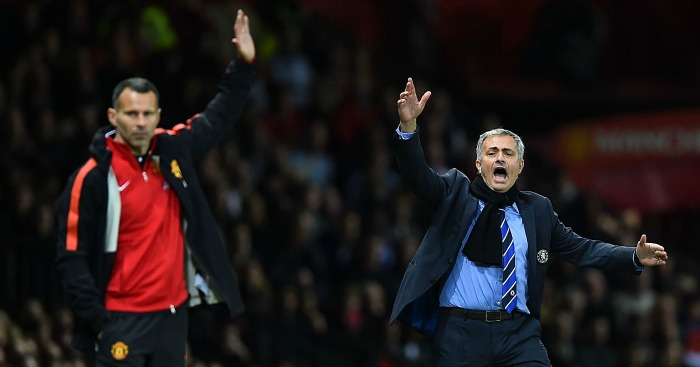 Ryan Giggs: Exit discussed by Mourinho on Tuesday