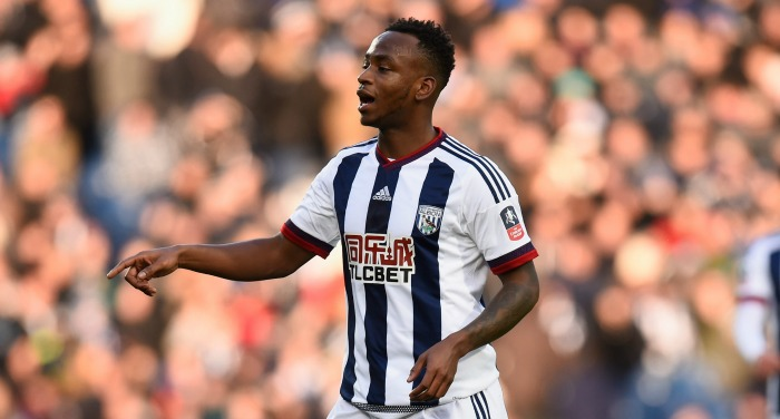 Saido Berahino: West Brom forward hoping to leave