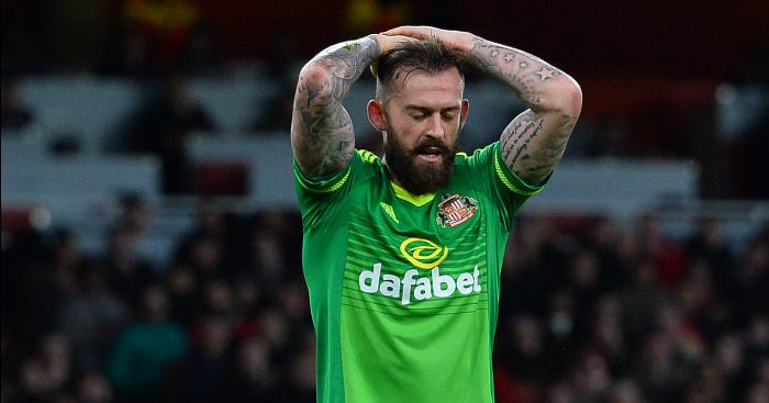 Steven Fletcher: Striker fallen down pecking order at Sunderland