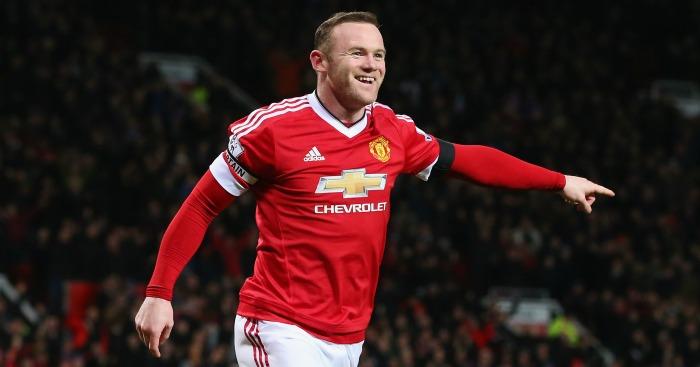 Wayne Rooney: Striker has returned to form in 2016