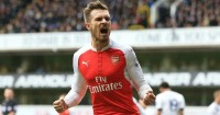 Aaron Ramsey: Opted for Arsenal over Man Utd