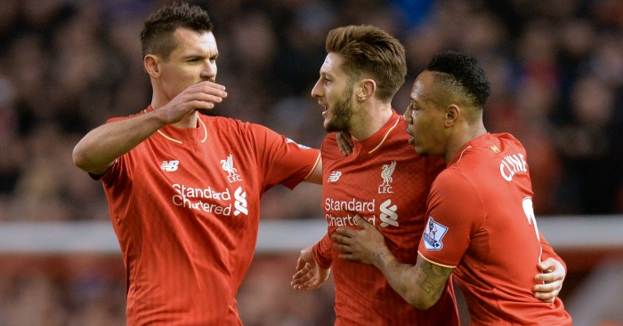 Dejan Lovren: Sets targets for rest of season