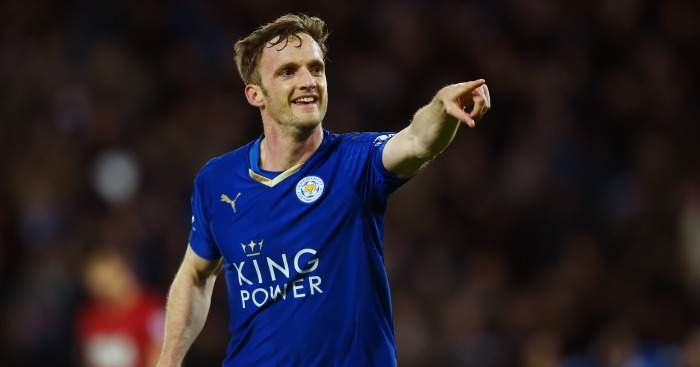 Andy King: A doubt for Leicester City's game at Crystal Palace