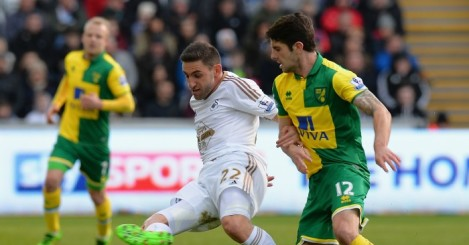 Angel Rangel: Delighted to secure top-flight place