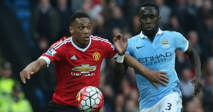 Anthony Martial: Forward vows be better next term