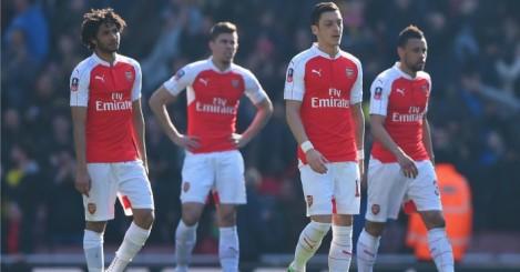 Arsenal: Same old story