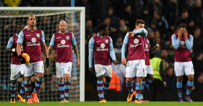 With relegation looking more and more likely, Aston Villa will be less attractive to potential buyers.